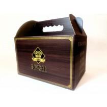 麥德士2合1肉品禮盒(萬巒豬腳、蒜味雞腿排)
